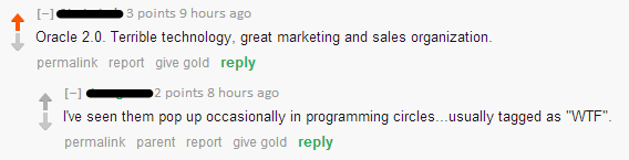Cynicism on the tech quality