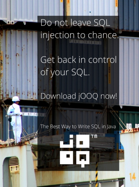 Do not leave SQL injection to chance.