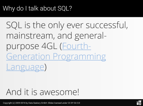 10 SQL tricks that you didn't think were possible - JAXenter